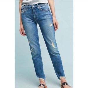 Mother Superior | The Flirt Cold Feet Jeans